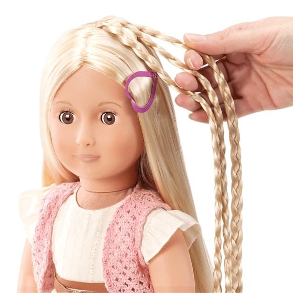Фібі із волоссям що росте