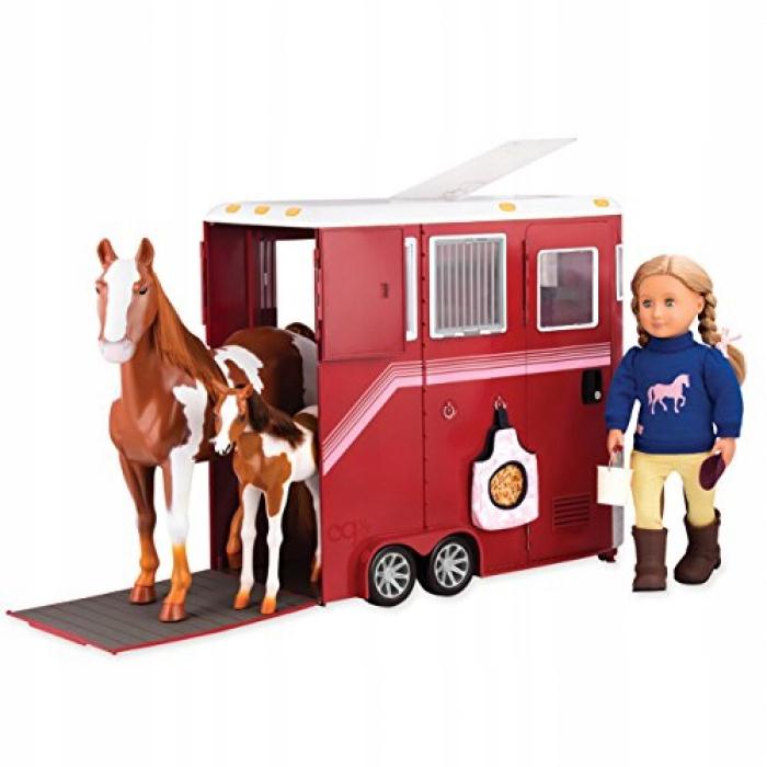 Трейлер для коня