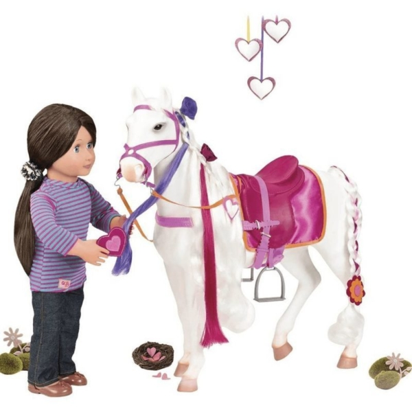 Кінь Принцеса з аксесуарами