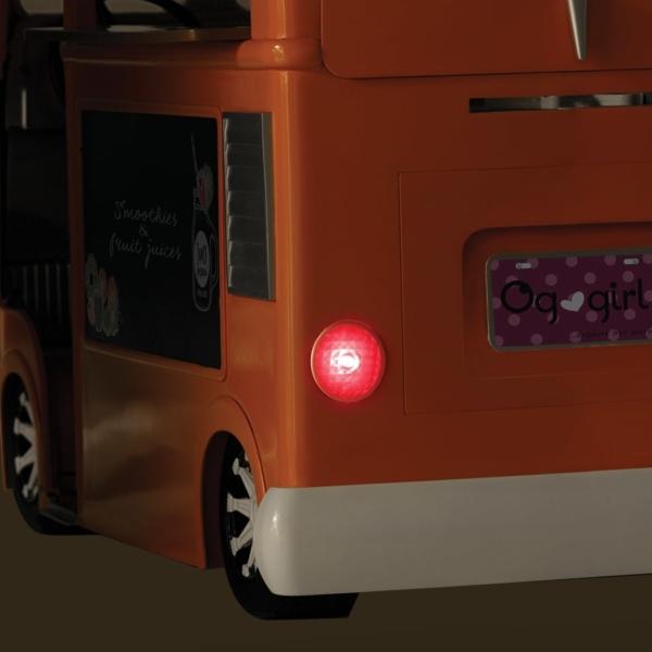 Продуктовый фургон