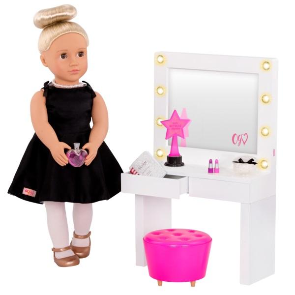 Our Generation Игровой набор — Туалетный столик