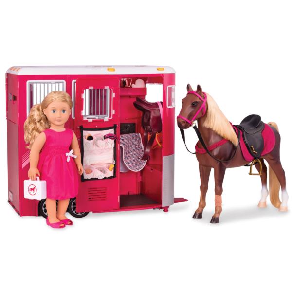 Трейлер для лошади